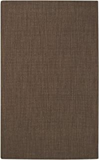 product image for Capel Rugs Hermitage Rectangle Flat Woven Area Rug, 3 x 5', Cocoa