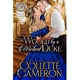 Wooed by a Wicked Duke: A Regency Romance (Seductive Scoundrels Book 5)