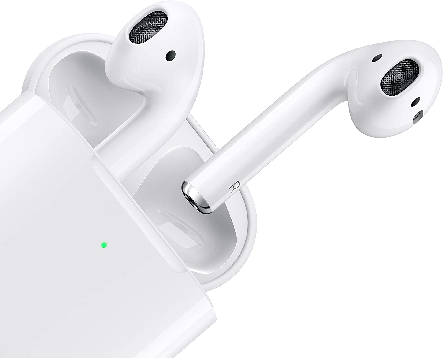 AirPods with Wireless Charging Case エアポッズワイヤレスキャリングケース