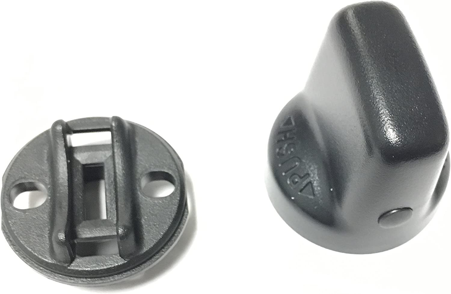 Hotwin Ignition Start Knob /& Insert Compatible with Mitsubishi Keyless Lancer 2008-2017 4408A167 4408A031