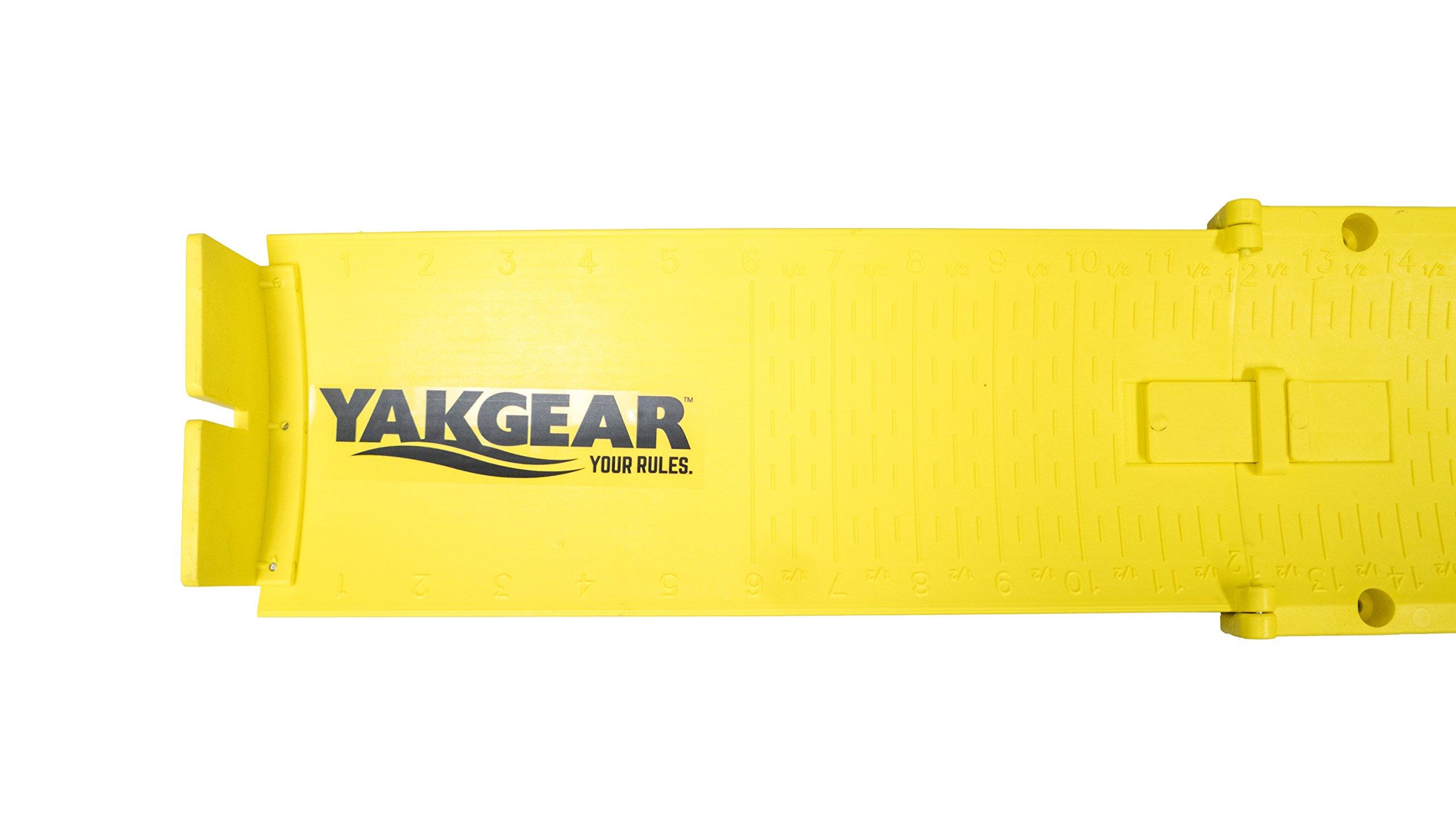 YakGear Fish Stik (Yellow) by YakGear