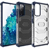 Restoo Samsung Galaxy S20 FE Case,Anti-Slip Hard Armor Shockproof Case with Full Body Rugged Heavy Duty Protection for…