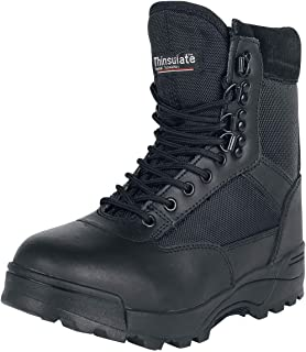 Sand Mit Zipper BranditSWAT Tactical Security Boot Stivali