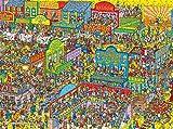 800Piece Jigsaw Puzzle Where's Wally (Waldo) Wild Wild West Hobby Home Decoration DIY