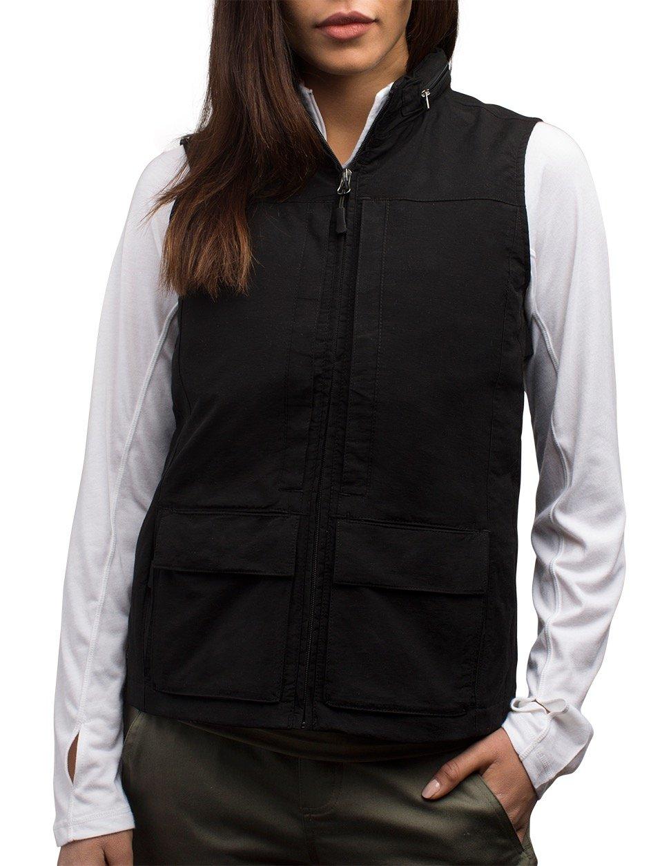 SCOTTeVEST Women's Q.U.E.S.T. Vest - 42 Pockets – Photography, Travel Vest M2