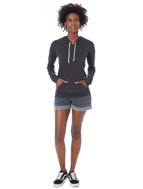 Alternative Womens Classic Pullover Hoodie
