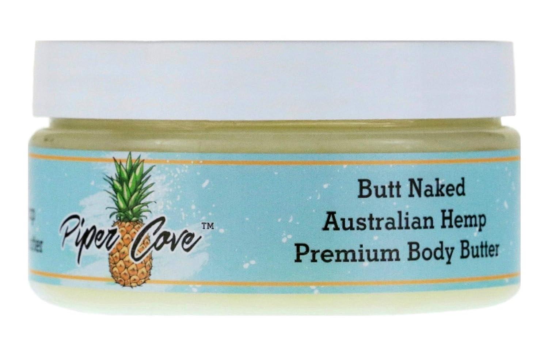 Butt Naked Hemp Body Butter - Dry Skin - Eczema - Psoriasis
