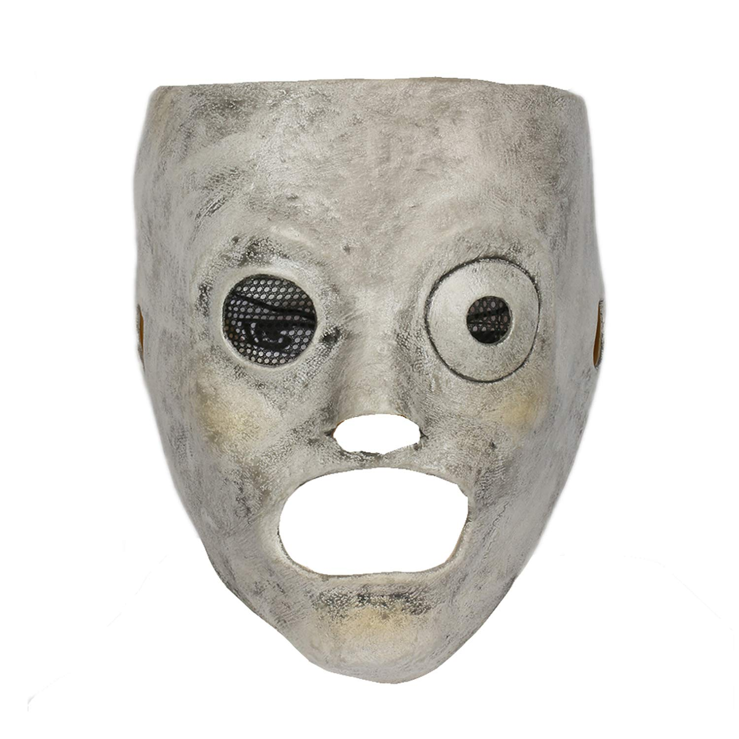 xcoser Corey Taylor Mask Cosplay Costume Accessories for Adult Halloween