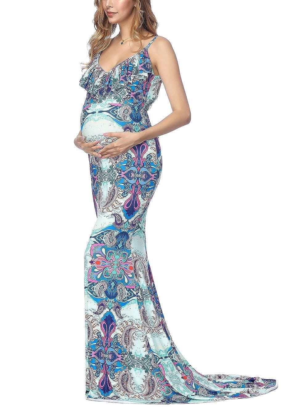 【500円引きクーポン】 JustVH Floral-blue DRESS レディース X-Large B07HJ3CN9H レディース X-Large|Floral-blue Floral-blue X-Large, ゴジョウシ:6ac48595 --- mcrisartesanato.com.br