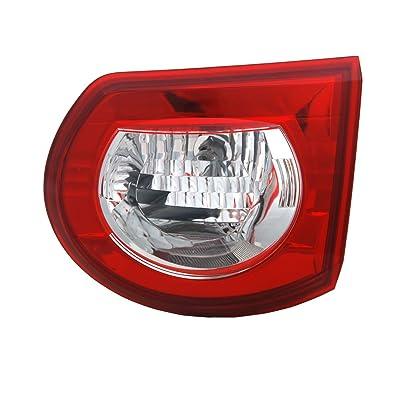 TYC 17-5365-00 Chevrolet Traverse Replacement Reflex Reflector: Automotive [5Bkhe0107251]
