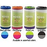Mega Sheet Multi-Purpose Ground Cover Picnic Mat Blanket Reversible Gray/Black