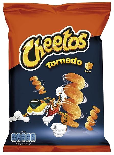 Cheetos Tornado Aperitivo de Maíz Horneado - 62 g