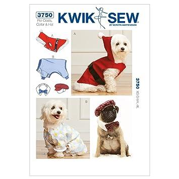 Kwik Sew Muster K3750 Größe Extra Small/Medium/Small/Large/Extra ...