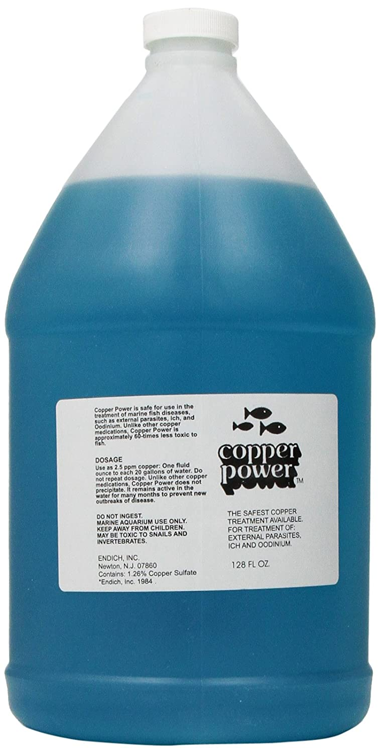 Copper Power bluee For Saltwater 1gal