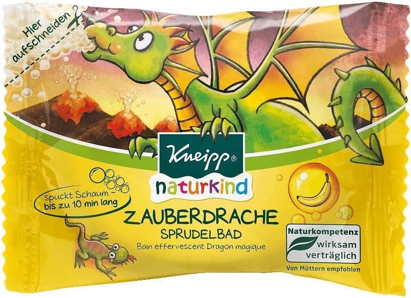 1 x 80 g Kneipp naturkind Zauberdrache Sprudelbad 80 g