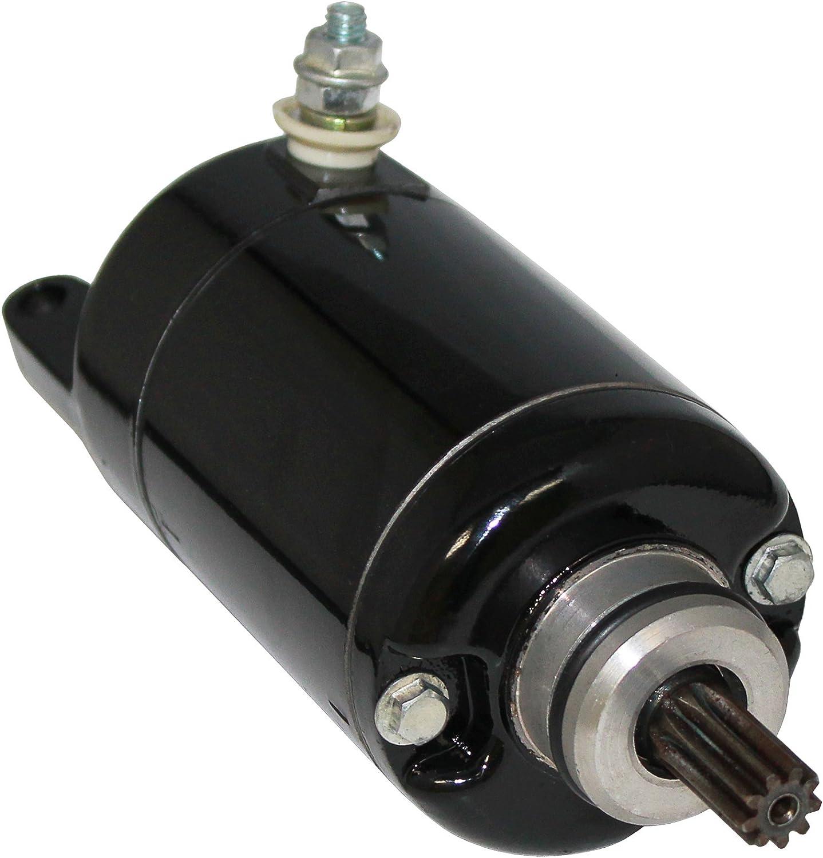 Caltric Starter for Kawasaki Ex250 Ex-250 Ninja 250R 1988-1990 1992-2012