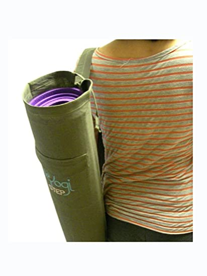 Amazon.com: Ejército Verde Yogi Paso Yoga Mat Carrying Case ...