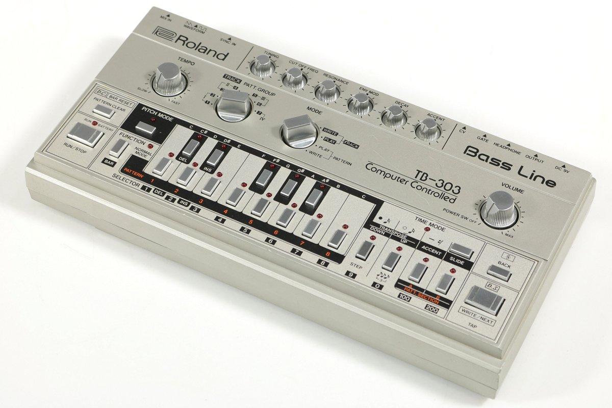 Roland TB-303 アナログベースシンセ ローランド B06WP7VGBN