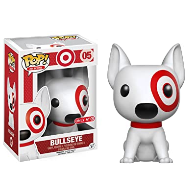 Funko Bullseye Pop! Target Exclusive: Toys & Games