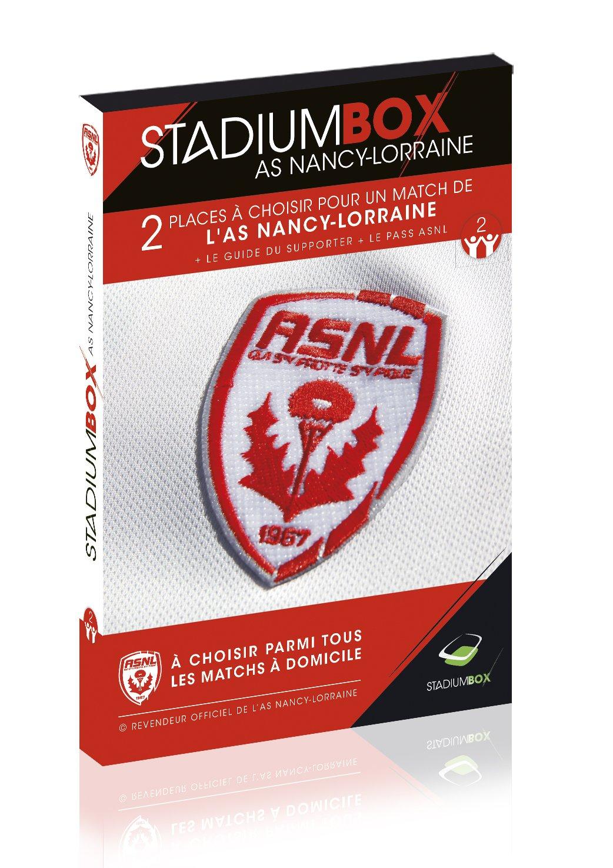 StadiumBox AS Nancy Lorraine Travel Stadium