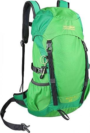 la meilleure attitude 576ca 58f1e Sport 2000 Khumbu 2 Air 22 Sac à dos, grün-grün, 22: Amazon ...