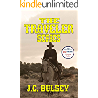 A Classic Western: The Guns of the Traveler: Books 1 - 7 In The Traveler Western Peacemaker Series! (The Traveler Western Adventures)