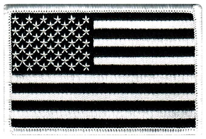 Image Unavailable. Image not available for. Color  American Flag  Embroidered Patch ... 94e5363582