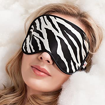 Adult Eye mask WEITINE Brand Natural 100% Silk Sleep mask & Blindfold, Super-Smooth Eye mask (One...