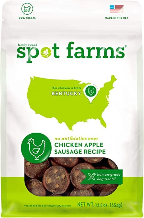 The Best Chicken And Apple Strips Dog Treats