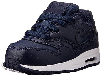 Nike Unisex Baby Air Max 1 (Td) Niedrige Hausschuhe, EU