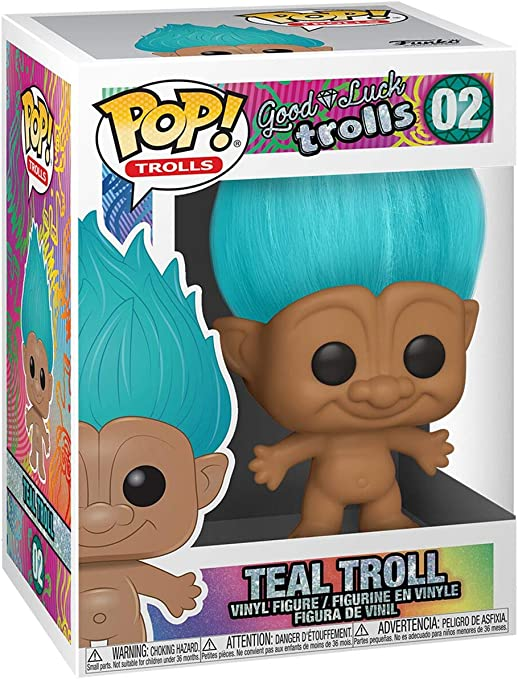 Sarcelle Troll 02-NEUF!!! Trolls Funko POP