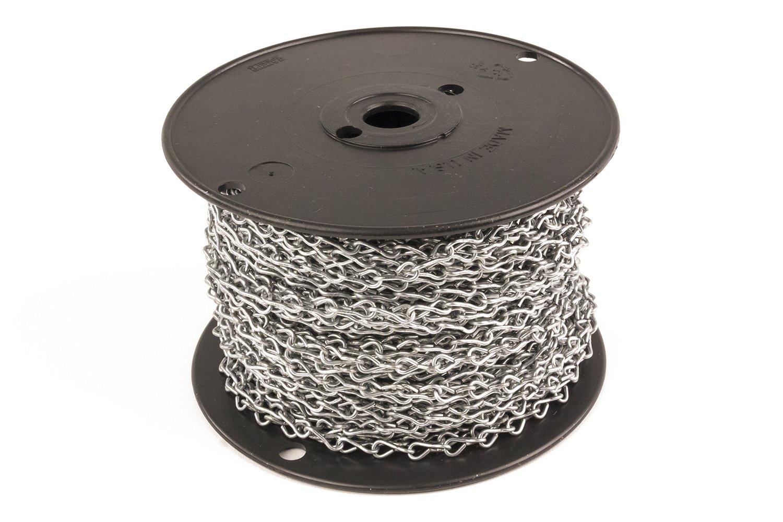 FFR Merchandising 6402031405 Metal Chain 16 Single Jack 200 Roll