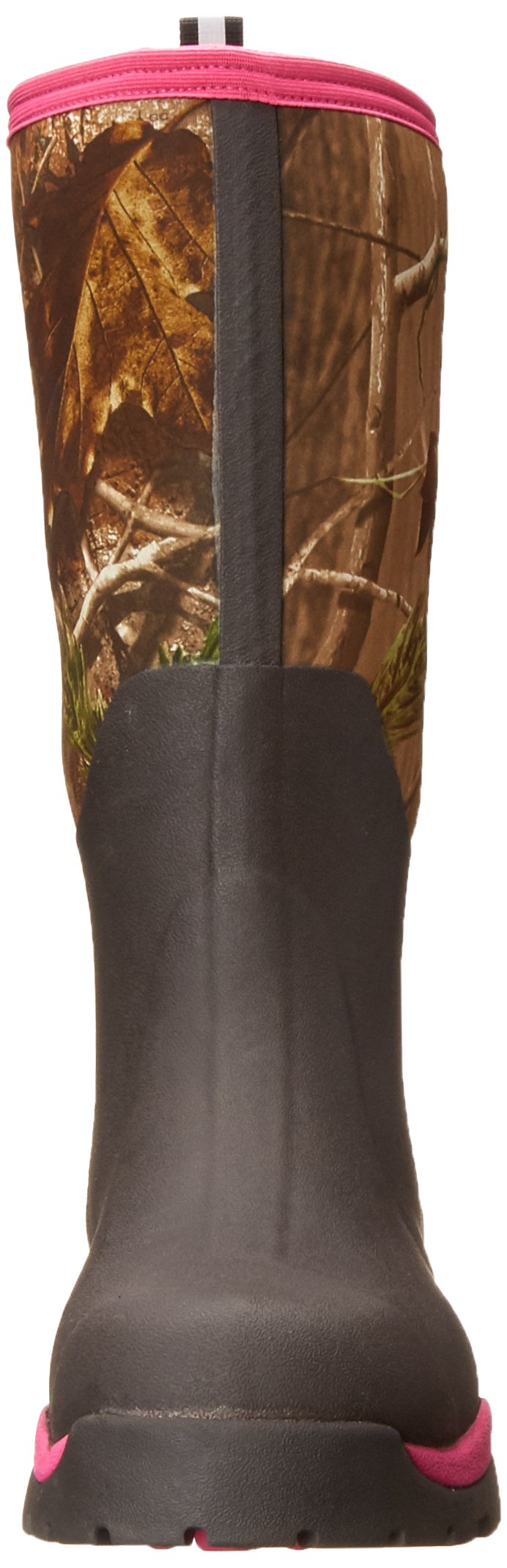 Muck Boot Womens Woody Pk Hunting Shoes, Bark/Realtree/Hot Pink, 8 US/8-8.5 M US by Muck Boot (Image #4)