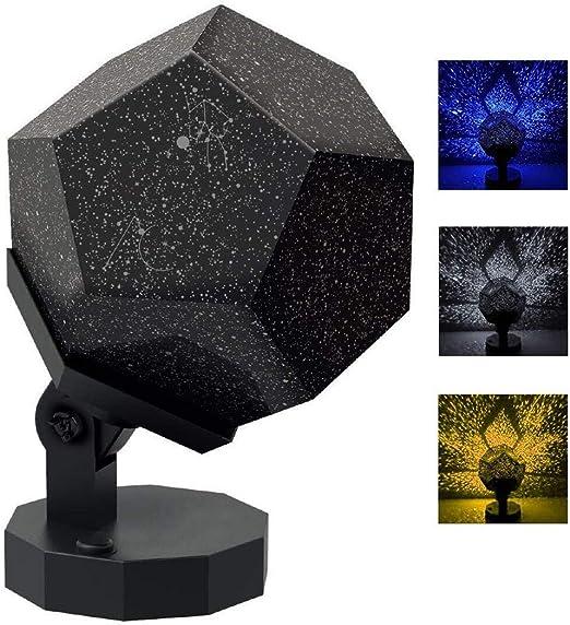 DIVISTAR Astro Planetario Estrella Proyector Celestial Luz Lámpara ...