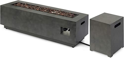 Christopher Knight Home 311171 Lynn Outdoor Fire Pit