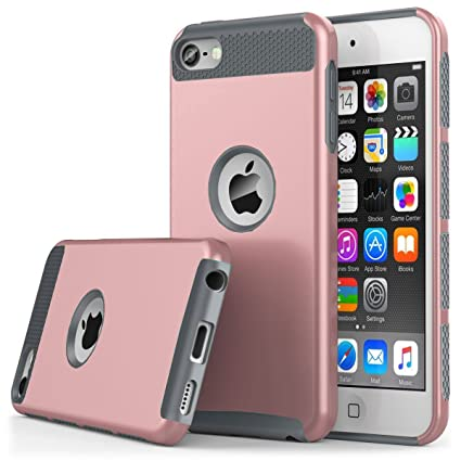 Amazon.com: Jwest Slim Fit - Carcasa rígida para iPod Touch ...