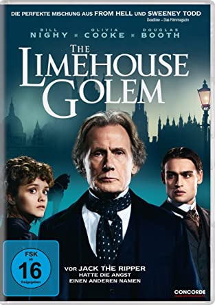 Cover: The Limehouse Golem 1 DVD (circa 105 min)