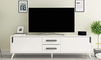 Decorotika Tex - Soporte de TV para televisores de hasta 60