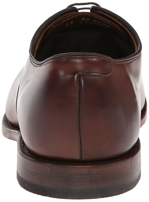 Allen-Edmonds Mens Fifth Avenue Walnut Calf Oxford Shoe Allen-Edmonds  Footwear 426cf2a90f1