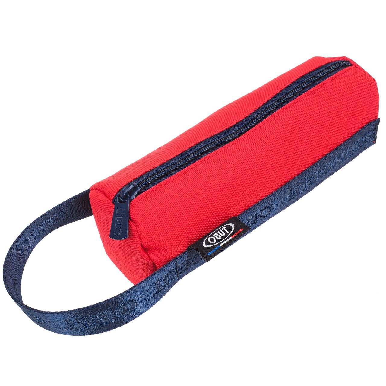 OBUT Bag 3 boules TOILE Red TROORRO