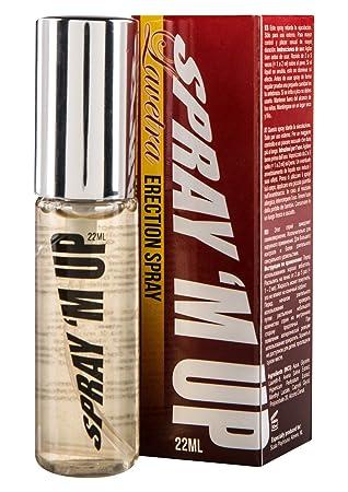 Erect cure spray
