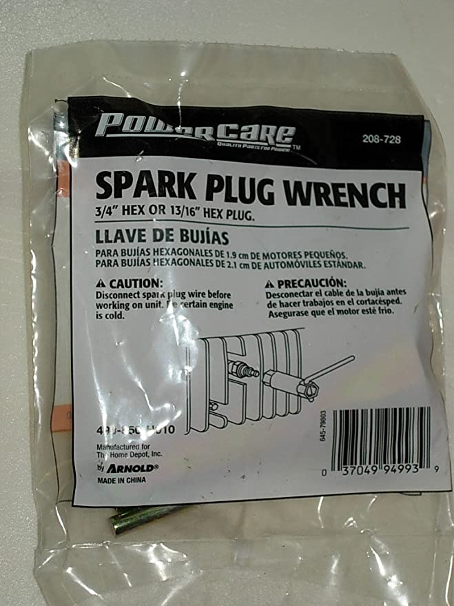 Amazon.com: Power Care Universal Small Engine Spark Plug ...