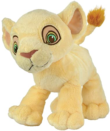 Amazon Com Lion King Plush Toy Nala Baby
