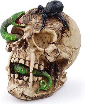 Halloween 2021 tête de mort 11