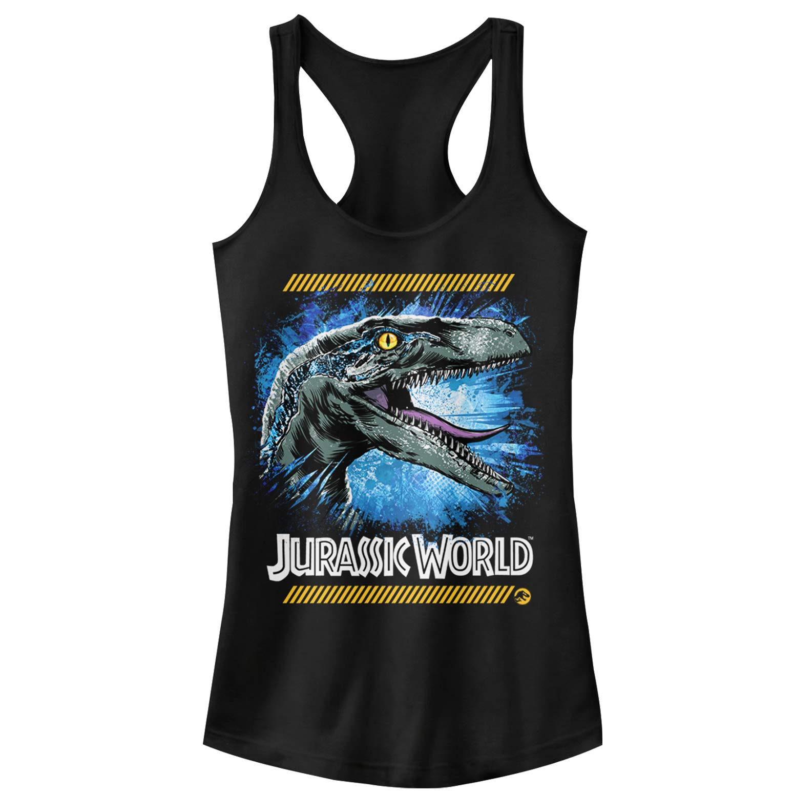 Jurassic World Fallen Kingdom Jurassic World Fallen Kingdom Raptor Code Racerback Shirts