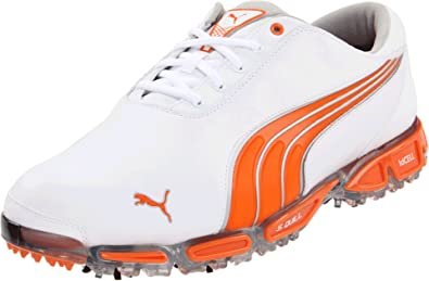 Puma Super Cell Fusion Ice LE Golf Shoes Mens Vibrant