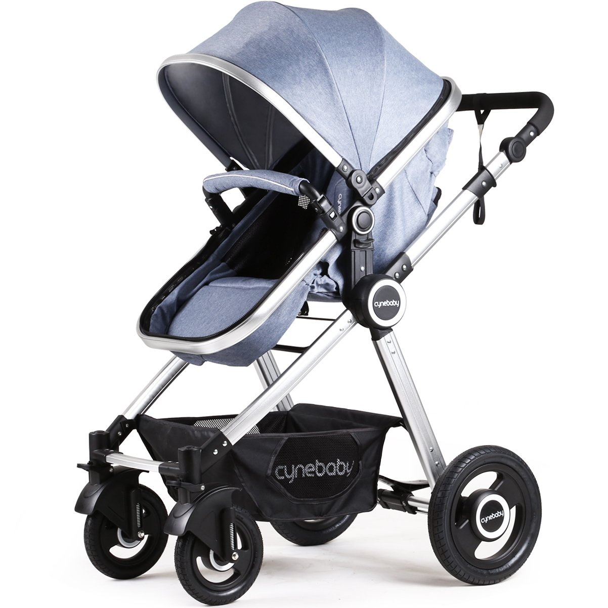 Amazon.com: Cochecito de bebé recién nacido, cochecito de ...