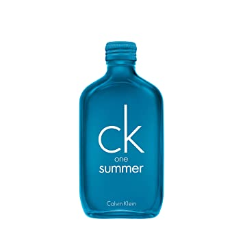 Amazoncom Calvin Klein One Summer Eau De Toilette 34 Oz Luxury