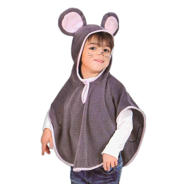 WIDMANN S.R.L. Disfraz de Mickey Mouse Poncho Baby: Widmann s.r.l. ...