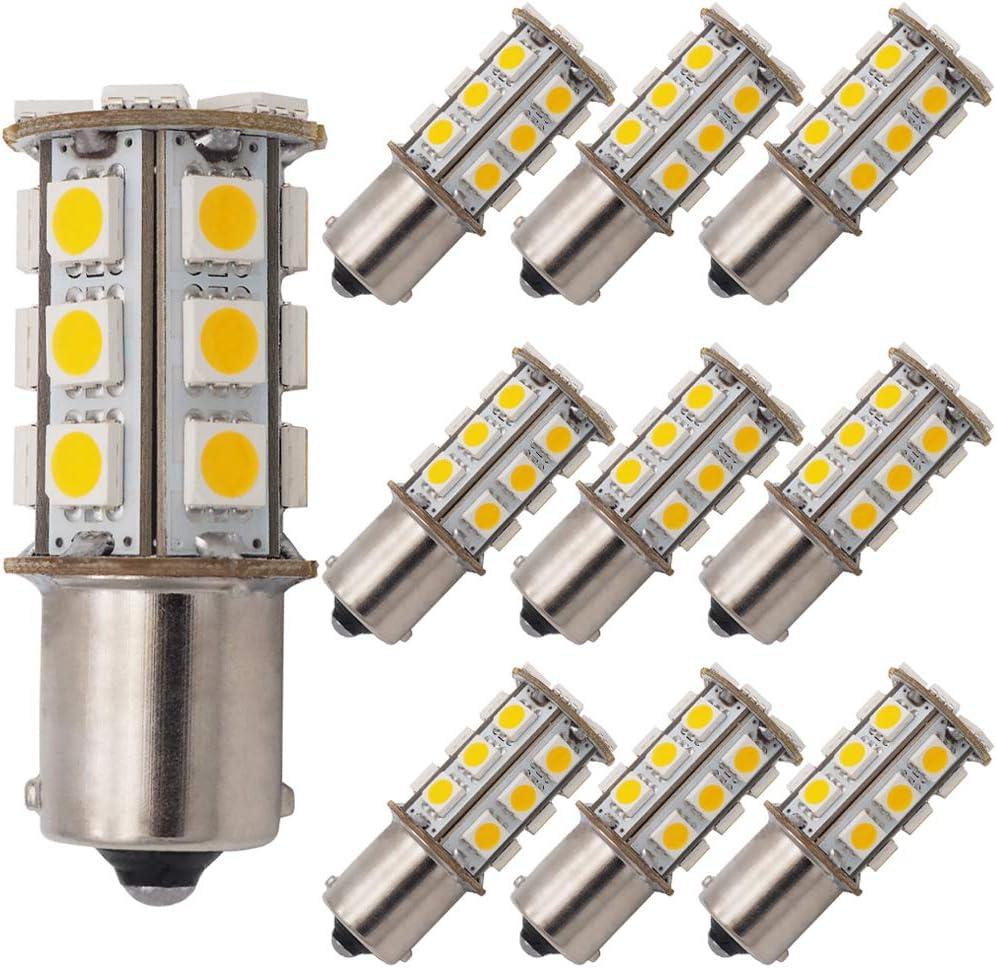 GRV Ba15s 1156 1141 High Power security Car Bulb AC 12V DC 24-5050SMD List price LED